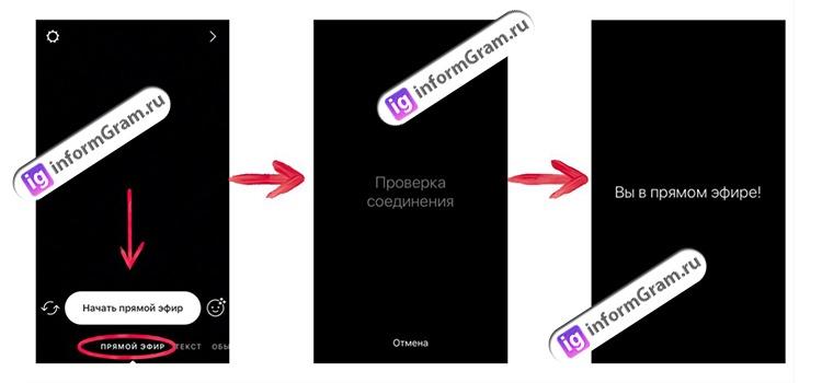 Визуальная инструкция